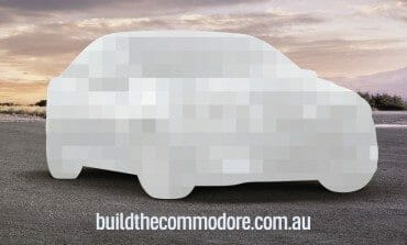 Holden Give Away New VF Commodore in Social Scavenger Hunt