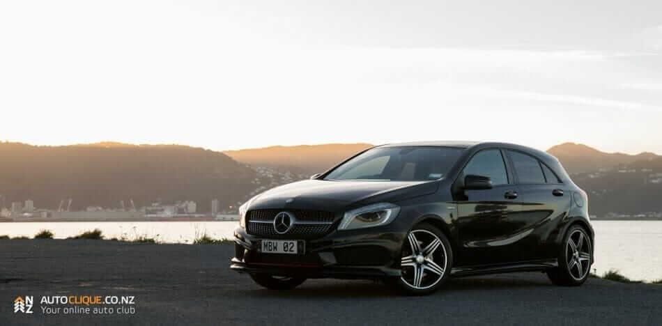 Mercedes-Benz A250 Sport 17