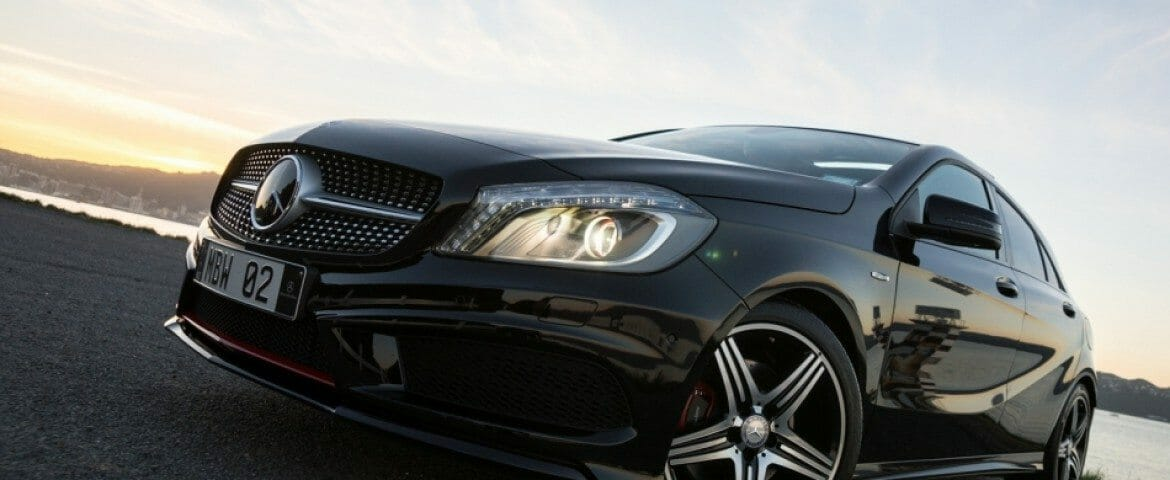 2013 Mercedes-Benz A250 Sport – Road Tested – The German's New Hot Hatch