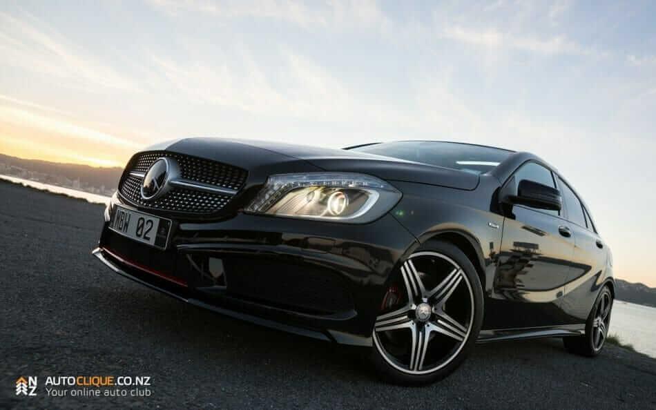 Mercedes-Benz A250 Sport 22