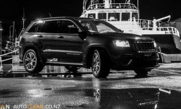 2013 Jeep Grand Cherokee SRT8 - Road Tested - American SUV Muscle