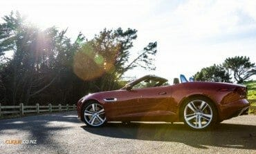 2013 Jaguar F-Type S - Split Second Review