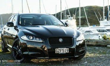 2014 Jaguar XF S Sportbrake - Road Tested - A British Answer To German Super Wagon's ?
