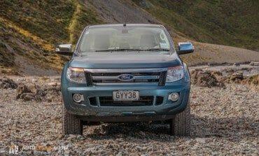 2013 Ford Ranger XLT - Road Tested - Best all-rounder ute?