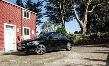 2013 Mercedes-Benz CLA 200 - Road Tested – The Shape of Things To Come