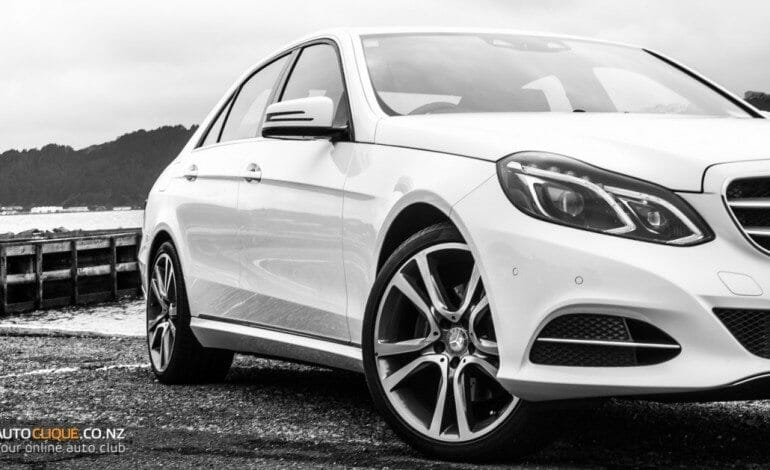2014 Mercedes-Benz E250 - Road Tested – Germany's Forgotten Full Size Sedan