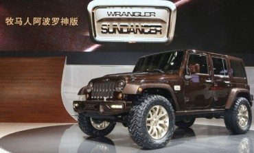 Beijing Motor Show - It's A jeep Thing