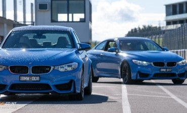 Road Tested - Intoxicating Fun, Spelt The German Way With An M - 2014 BMW M3 & M4