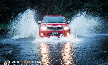 2014 Toyota HIlux SR5 - Road Tested - Still King of the Utility?