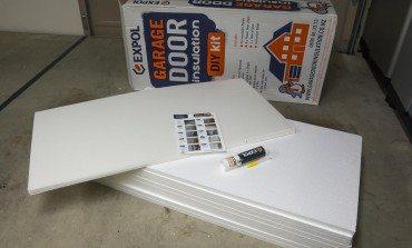 Expol Garage Door Insulation Kit & Install - Product Review
