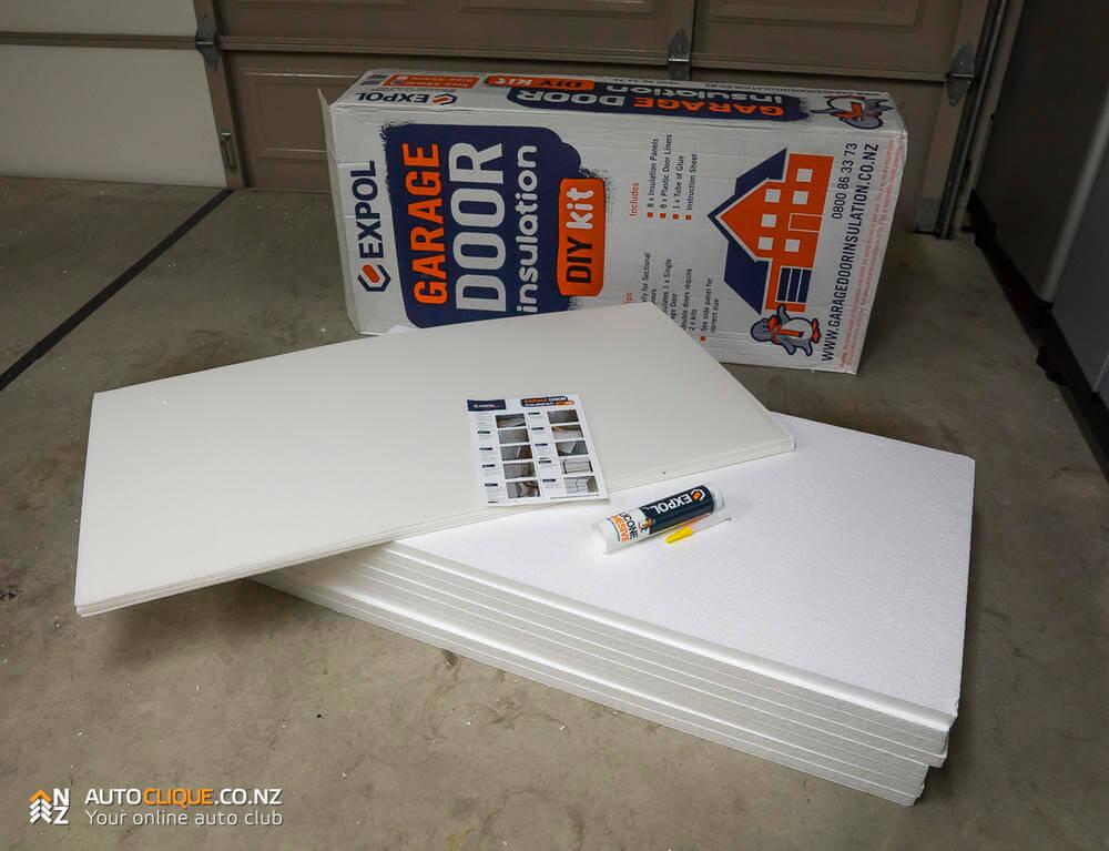 Expol Garage Door Insulation Kit Amp Install Product