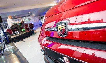 Fiat Chrysler Celebrate The Return to Gazley Wellington
