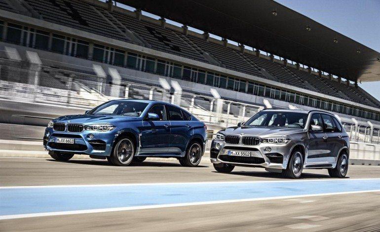 Bavarian Monster Works – 2015 BMW X5M & X6M