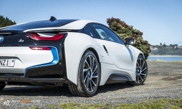 2014 BMW i8 – Road Tested –  Is this really how our future will sound ?