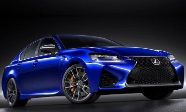 Lexus Attempts To Take On BMW's M5 With This - The GS F