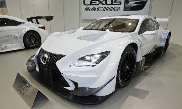 Lexus Unveils Two RC F Racers For The Global Circuit