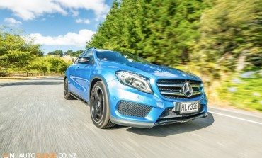 Mercedes-Benz GLA 250 - Road Tested Review - Large Sports Car or Small SUV ?
