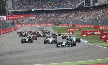 f1 2015 / German Grand Prix Officially Canceled