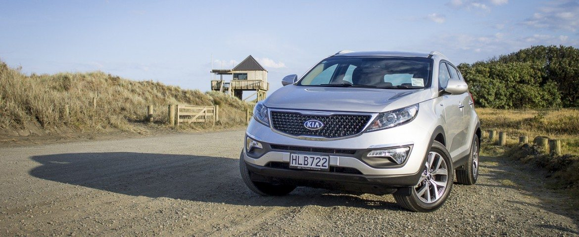 2015 KIA Sportage LX Diesel – Road Tested – Not to be overlooked