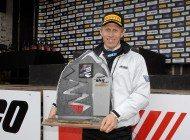 McRae wins Race to the Sky in Possum's former Subaru