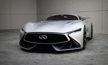 Infiniti's Vision GT Concept Becomes Reality... Sort Of