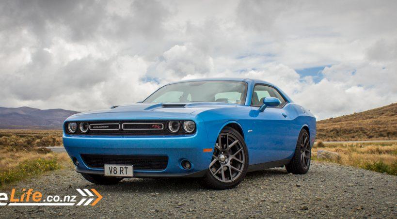 2016 Dodge Challenger – Compliance Process