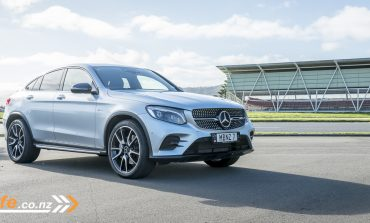2017 Mercedes-Benz AMG GLC 43 Coupe - Car Review - The Largely Impractical SUV