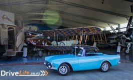 Sunbeam Car Club of New Zealand - 45th Anniversary