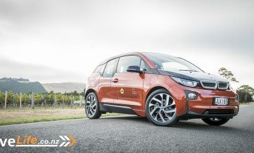2015 BMW i3 - Car Review - Our Scalextric Future