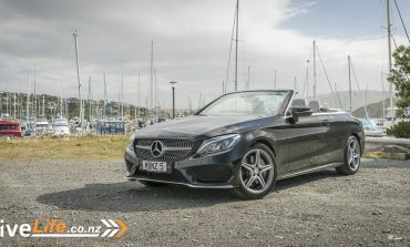 2017 Mercedes-Benz C200 Cabriolet - Car Review - Coastal Cruiser