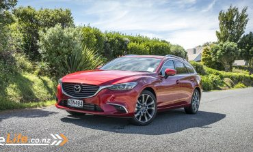 2017 Mazda 6 Wagon Diesel Limited - Car Review - Bringing The Sexy Back to Diesel