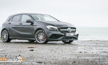 2016 Mercedes-Benz A45 AMG - Car Review - Track Focused Breeding