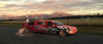 Ewen Gilmour items raise funds for Variety Bash team