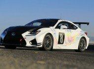 Lexus RC F GT Heads To PIKE'S PEAK
