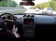Ultimate Sleeper Interrupts On Ramp Race between Nissan 350z Procharger and Porsche 911 GT3