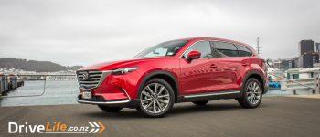 Road Test: 2016 Mazda CX-9 – Super Smooth SUV