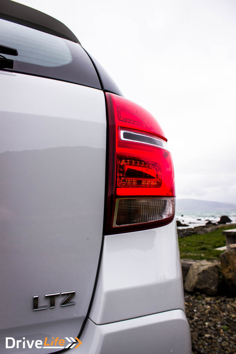 2016 Captiva Ltz User Manual