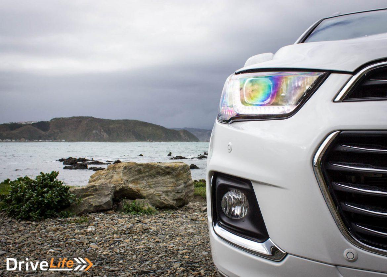 2016 Holden Captiva Ltz Diesel Road Test Review Drive Life