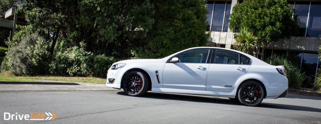 Elegant 2016 Holden Commodore VFII Redline  Car Review  The