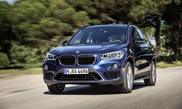 It's The New BMW X1