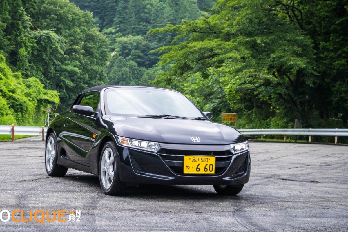 Honda S660 – From The Land Of The Rising Fun