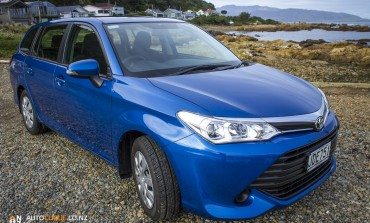 Toyota Corolla GX Wagon – Tidal Blue, my wife loves you - Car Review