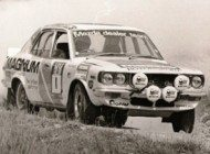 NZ's Rallying's 50th Anniversary Tour: 1967-2017