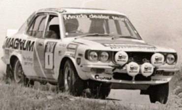 NZ's Rallying's 50th Anniversary Tour: 1967-2017