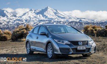 2015 Honda Euro Civic S - Car Review