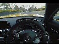 Bernd Schneider Takes The New Mercedes-AMG GT S On A Hot Lap Of Mount Panorama