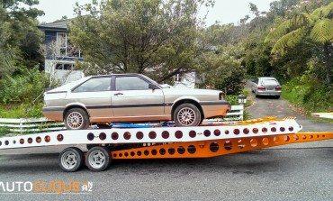 Project Rusty – Rob's Audi UR-Quattro – Part 7: Parts Car Has Arrived