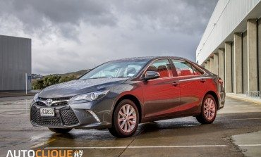 2015 Toyota Camry Atara S - Car Review - More Than A Taxi?