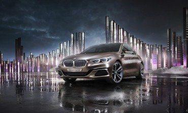 BMW Compact Sedan Previews Munich's Baby Sedan