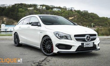 2015 Mercedes-Benz CLA 45 AMG Shooting Brake - Road Tested Review -The Rich Boy of The AMG Country Club